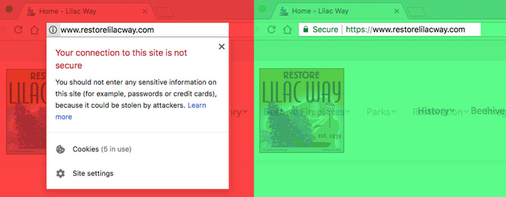 July Deadline Chrome Warning Users Of Sites Without Ssl